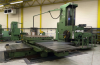 Horizontal Boring/Facing Machine, 125mm Spindle.  With Facing Head and Outrigger Supports