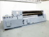 2500mm x 10mm Hydraulic 3 Roll Double Initial Pinch Bending Rolls with Cone Bending Facility