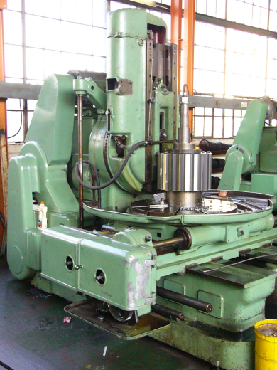 MAAG H150 Gear Shaper for sale : Machinery-Locator.com