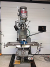 BRIDGEPORT Turret Milling Machine – used