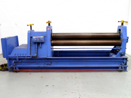 ... 12mm 3 Roll Pyramid Bending Rolls for sale : Machinery-Locator.com
