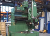 "WEBSTER & BENNETT 48"" EH Elevating Rail Vertical Boring Machine with Chuck Jaws & DRO"