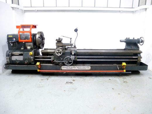 "... , 12.1/2"" x 9'6"" / 318mm x 2896mm for sale : Machinery-Locator.com"