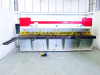 4050mm x 6mm Hydraulic Guillotine/Shear with Rear Sheet Stacker