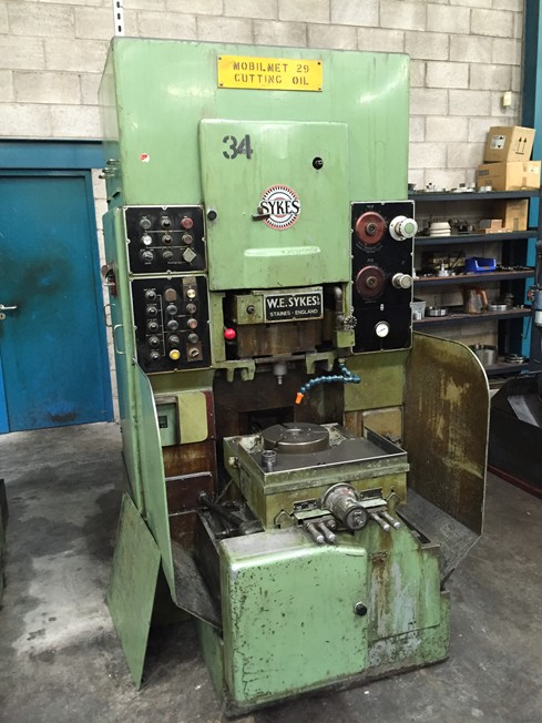 used hobbing machine for sale