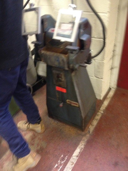 Viceroy Pedestal Grinding Machine for sale : Machinery ...