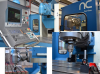 CORREA CF22/25 Plus - 2000 CNC Milling machine - Bed type