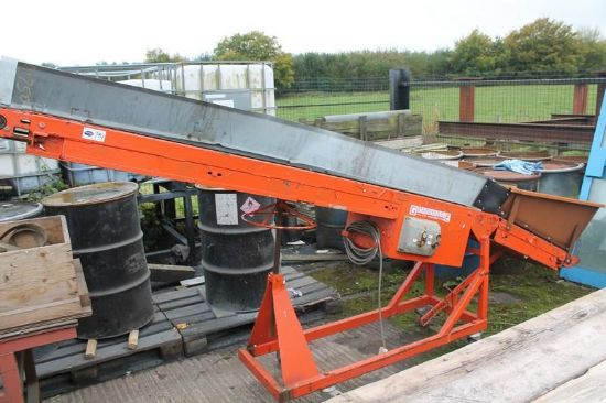 GRANVILLE 240V MOBILE CONVEYOR for sale : Machinery-Locator.com