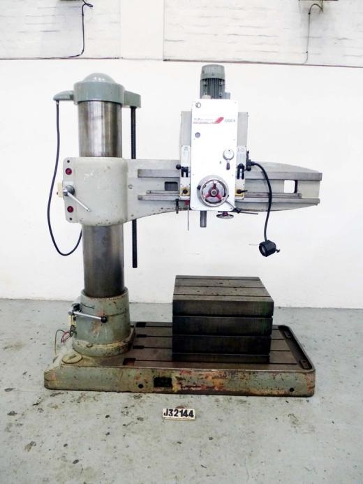 ... 1370mm Radial Drill, No.4 Morse Taper for sale : Machinery-Locator.com