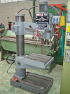 QUALTERS AND SMITH R2 Radial Arm Drill