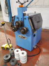 60mm x 60mm x 6mm Horizontal/Vertical Section Bending Rolls