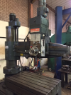 Kitchen and Wade Radial Drill