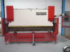 100 ton x 3100mm Hydraulic Downstroke 7 Axis CNC Press Brake, Cybelec V-DNC 1200/D Control. Manufactured 2001.