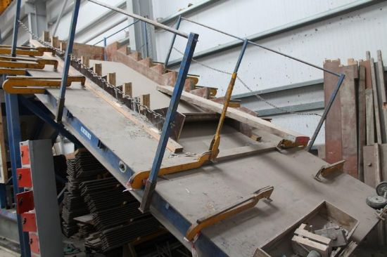 NORTHERN ENGINEERING WORKS 240V STAIR MOULD for sale : Machinery ...