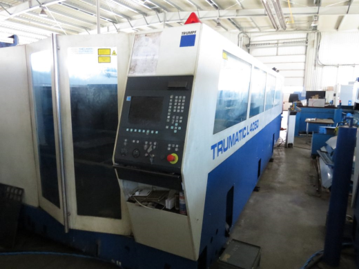 used cnc laser cutting machine for sale