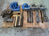 USED Mandrel tooling for Ercolina tube bender