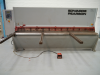 6.5mm x 3070mm CNC Guillotine. Manufactured 2001.