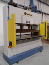 100 Ton Hydraulic Press with Sick Lightguards