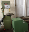Startrite Vertical Bandsaw 352 and Dust Extraction