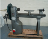 UNION GRADUATE WOOD LATHE