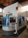 EUMA ME-810S TWIN PALLET TRAVELLING COLUMN VERTICAL MACHINING CENTRE
