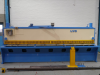 4000mm x 4mm Hydraulic Guillotine, with Power Back Gauge,