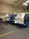 45 Swing x 120 Between Centres CNC Lathe.  Manufactured 1998. Fanuc OT Control.