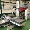 Stock No. 28474 – GIDDINGS & LEWIS RT1250 CNC 5-Axis Table-Type Horizontal Borer with Siemens 840D CNC Control.