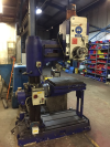 Qualters & Smith QSR3 Radial Arm Drill , speeds 60-1750 RPM
