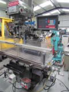 XYZ KVR 3000 turret milling machine
