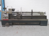 17 swing x 100 between centres Gap Bed Lathe. With 3 Jaw Chuck, Fixed Steady. 2 axis DRO. Serial No. 11079