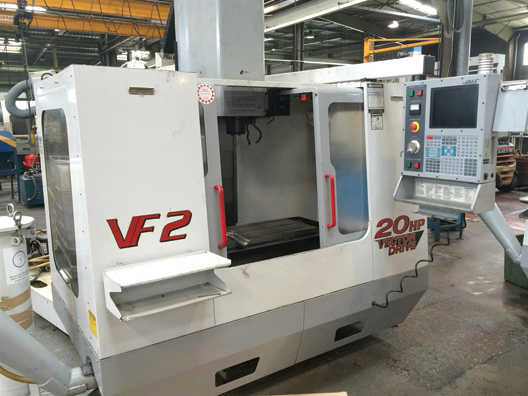 HAAS VF-2 Vertical Machining Centre (2001)