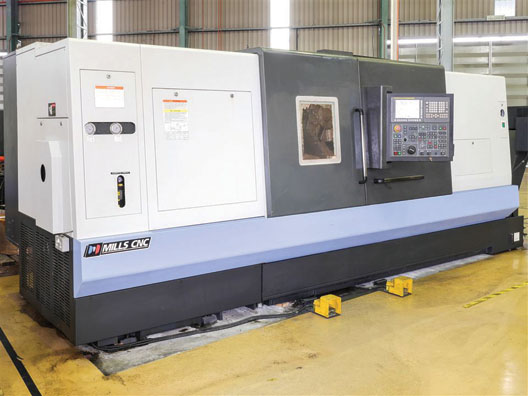 DOOSAN (April 2011) Puma 480L CNC Lathe